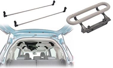 カーメイト Xride(クロスライド) ハイエース・NV350キャラバン専用モデル